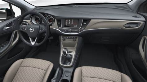 opel astra interior opel astra 2016 dimensions boot space and interior