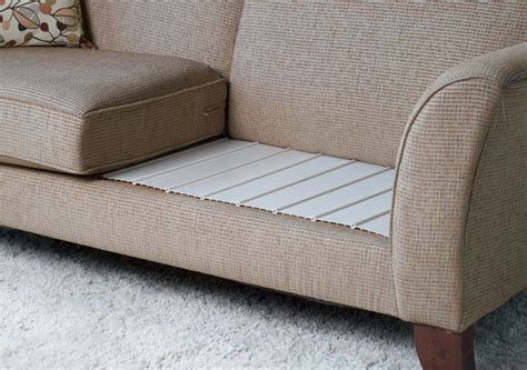 how to repair a sagging sofa how to fix sagging sofa cushions inspire me monday 124