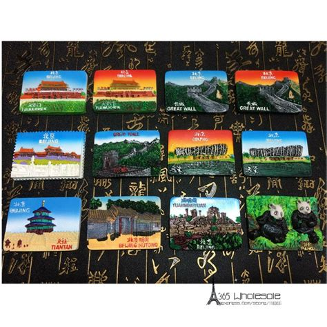 Souvenir Tempelan Magnet Great Wall China buy wholesale tourist souvenirs from china tourist