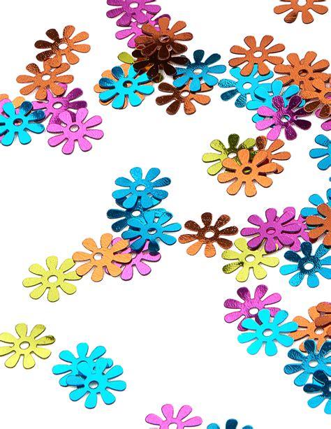hippie bloemen hippie bloemen confetti decoratie en goedkope