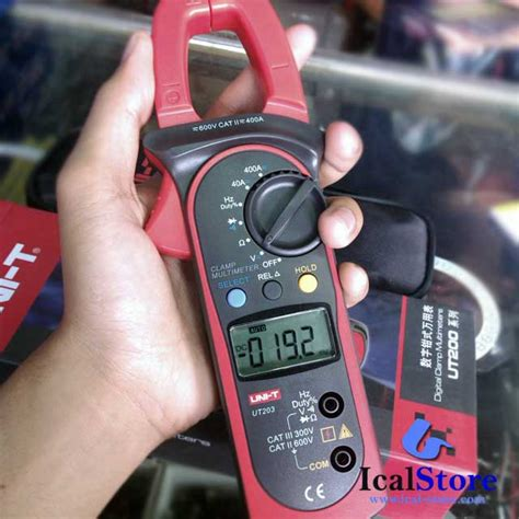 Unit Ut 204a tang ere cl meter ac dc uni t ical store ical