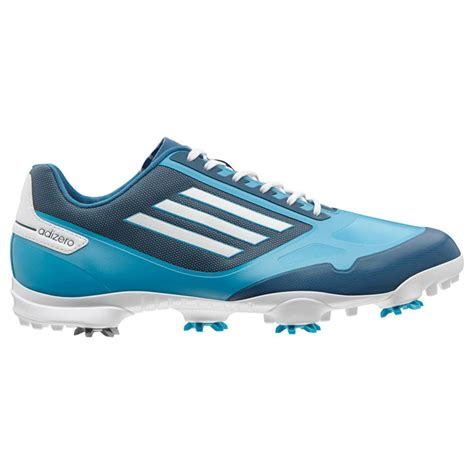 adizero golf shoes adidas adizero one golf shoes mens solar blue white blue