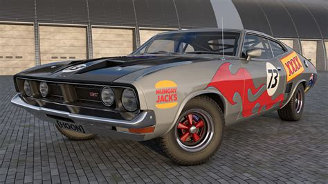 Hotwheels Dodge Ram 1500 Toyotires Licensee 1973 ford falcon xb gt by samcurry on deviantart