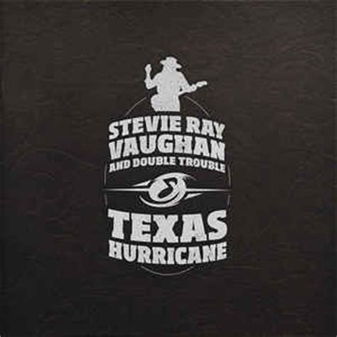 stevie ray vaughan double trouble texas hurricane box set compilation limited edition