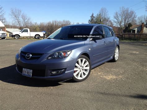 mazda 4 door 2007 mazda 3 mazdaspeed hatchback 4 door 2 3l some mods