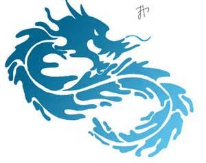 water dragon tattoo by jussie on deviantart