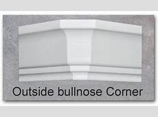 Inside, outside, back to back, bullnose, flat foam crown ... Inside Corner Moldings For Walls
