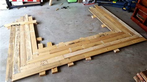 building bar top build a bar with pallets 101 pallet ideas