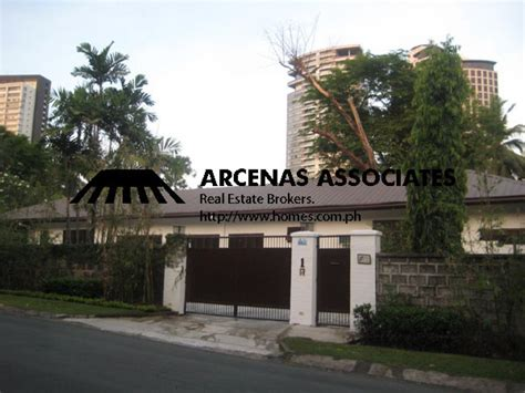 forbes house spacious bungalow house lot for rent lease in forbes park fo000176