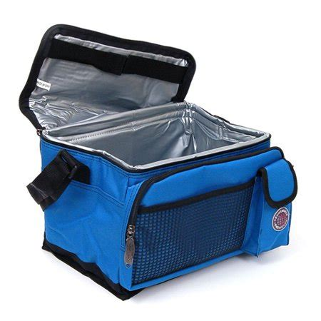 cooler bag walmart new deluxe lunch bag cooler box insulated large