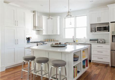 fresh white kitchen cabinets ideas  brighten