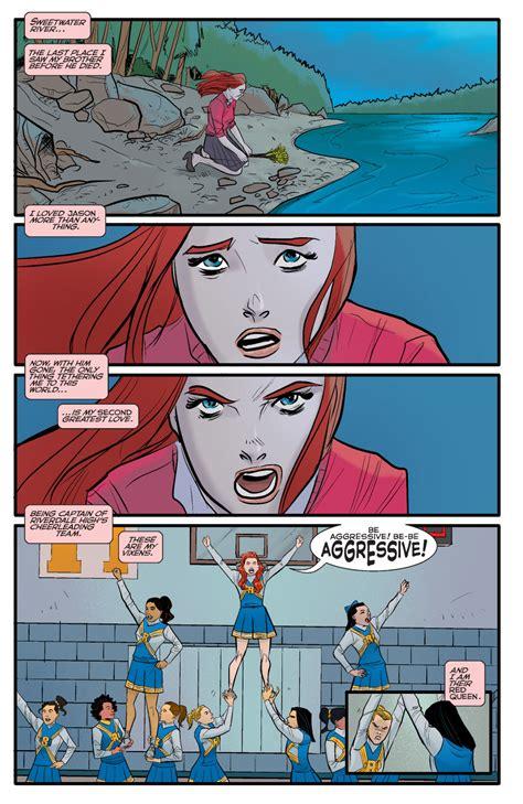 The Vol 1 riverdale vol 1 tp preview comics news