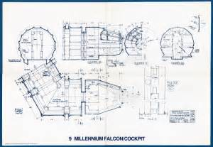Millennium Falcon Floor Plan star wars blueprints 09 millennium falcon cockpit flickr