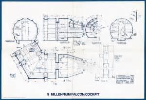 download millennium falcon blueprints free software