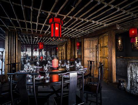 Aqua Shard Dining Room by Image Gallery Hutong Dining