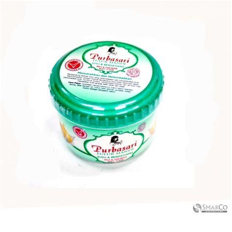 Harga Purbasari Lulur Mandi detil produk purbasari lulur mandi bengkoang 1