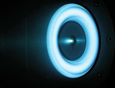 xenon ion engine  space travel  rhapsody  blue