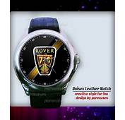 Unisex Watch Rover 75 Executive British Car Logo With