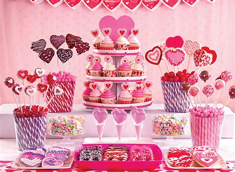 theme names for valentine s day parties valentine s day treats ideas party city