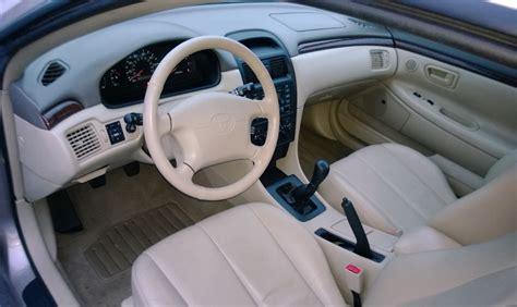 1999 Toyota Solara Interior 1999 Toyota Camry Solara Pictures Cargurus