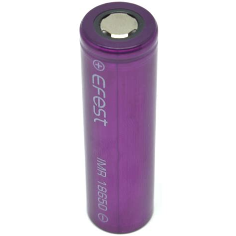 Efest Purple Imr 18650 Li Mn Battery 3 7v 35a Ungu Flat Top 2500mah 1 efest purple imr 18650 li mn battery 2500mah 3 7v 35a with flat top purple jakartanotebook