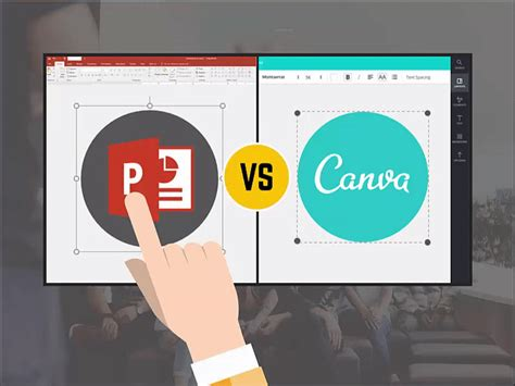 Canva Presentation | powerpoint vs canva which is better for presentations