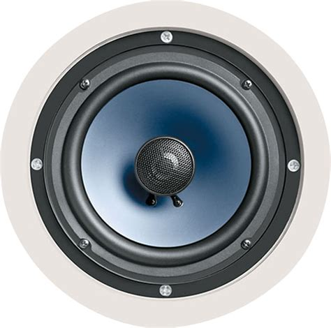 polk audio rc60i 6 1 2 quot in ceiling speakers pair white