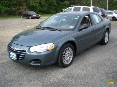 Chrysler Sebring Touring 2005 by 2005 Magnesium Pearl Chrysler Sebring Touring Sedan