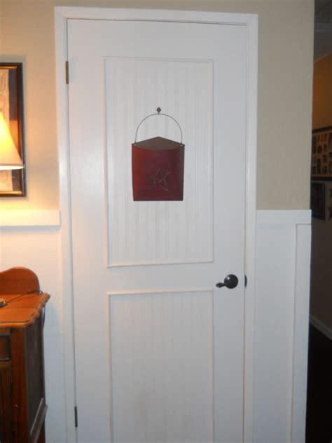 Beadboard Interior Doors Living A Cottage Beadboard Ceiling