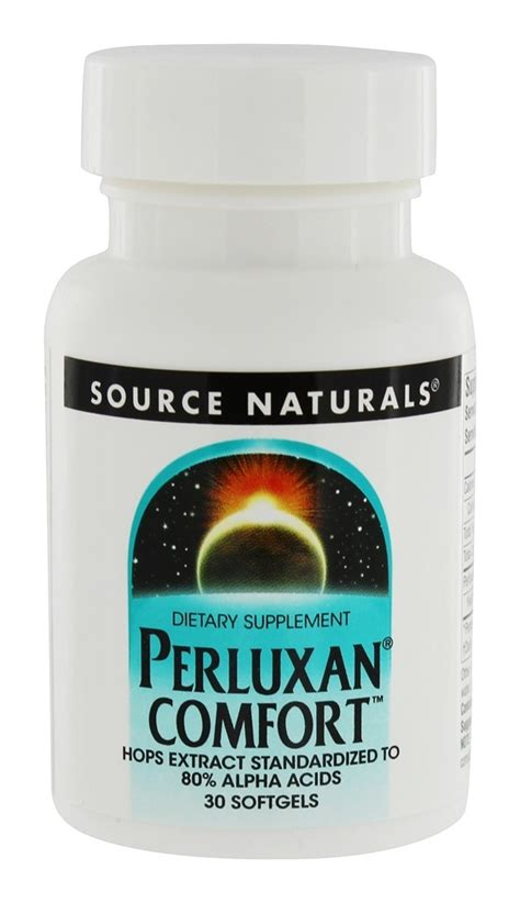 comfort source buy source naturals perluxan comfort 30 softgels at