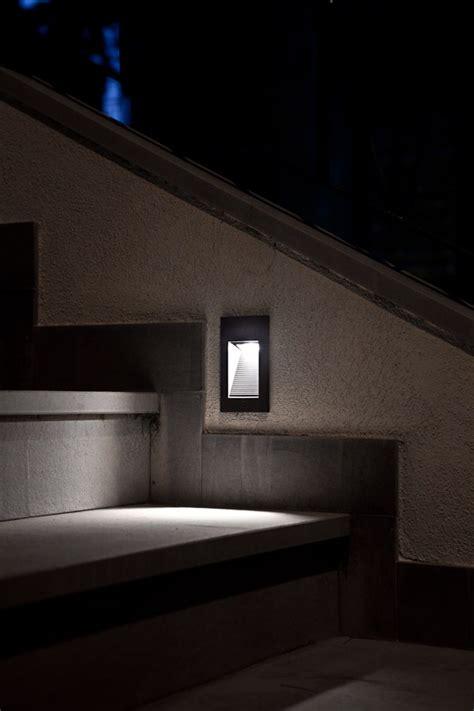goccia illuminazione quantum segnapasso a parete by goccia illuminazione