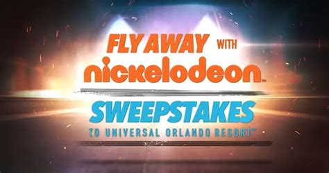 Www Nick Com Sweepstakes - fly away with nick sweepstakes 2018 flyawaywithnick com