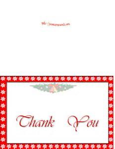 Thank You Letter Border Template Free Printable Thank You Cards Free Thank You Cards