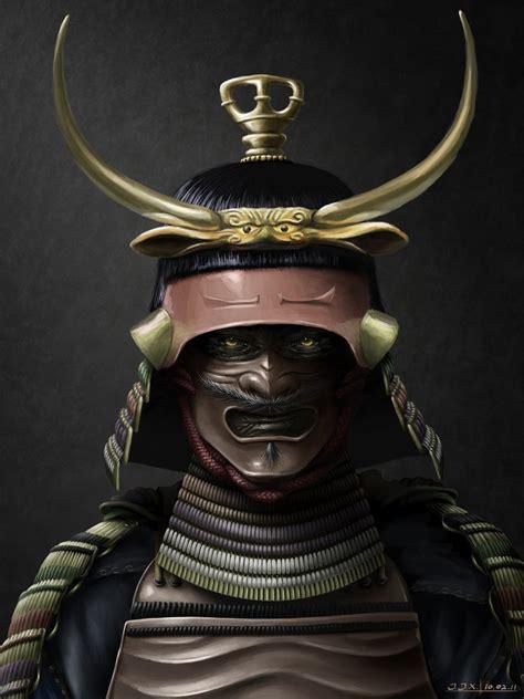Samurai Demon Armor | demon samurai by jamesjiaxu on deviantart