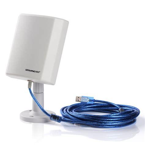 Antena Wifi Komputer Antena Wifi Usb De Gran Potencia Para Pc Capta Se 241 Ales A
