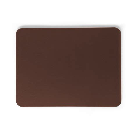 Office Desk Mat Leather Chestnut Brown Leather Desk Blotter Pad Prestige Office Accessories