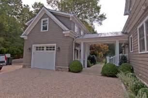 Detached Garage Design Ideas Bridies Path Traditional Garage And Shed New York