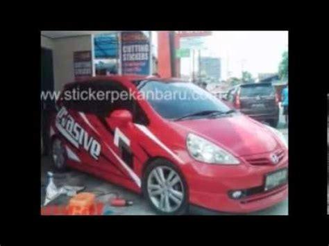 Stiker Mobil Dan Motor Sticker Kucing branding car branding mobil dan cutting sticker di pekanbaru
