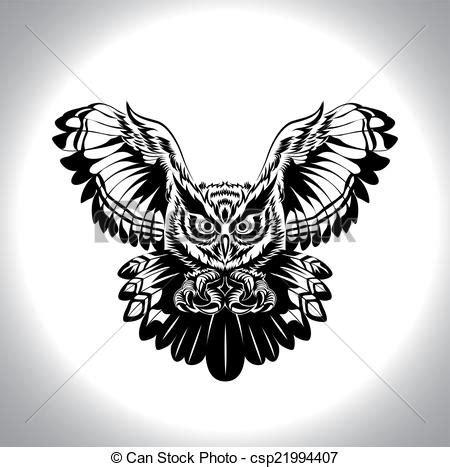 imagenes en blanco y negro de buhos vector clip art de b 250 ho blanco negro dibujo negro y