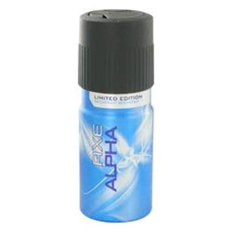 Parfum Axe Mini axe cologne by axe 5 oz alpha deodorant spray limited