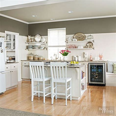 kitchen backsplash colors open shelving classic and white cabinets on