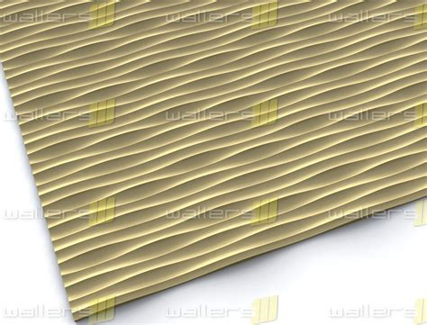 wall panels wt 006 random 3d carved wave pattern mdf texture wall panel