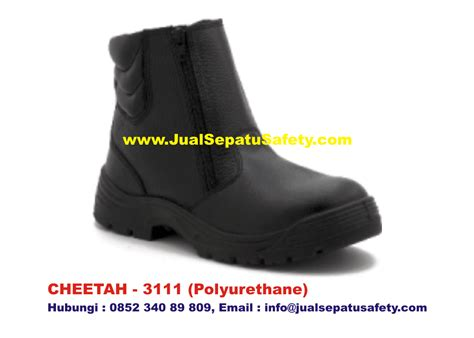 Sepatu Boots Resleting New 709 Safety Shoes With Zipper Safety Shoes