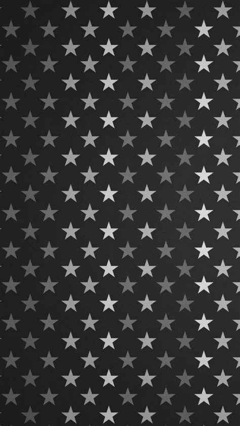 pattern password star stars pattern black and white iphone 5s wallpaper