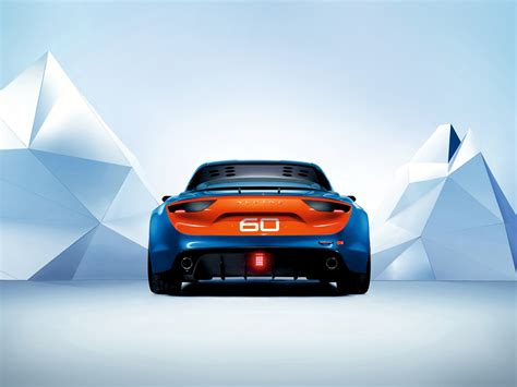 renault alpine celebration renault alpine concept celebration rear carsautodrive