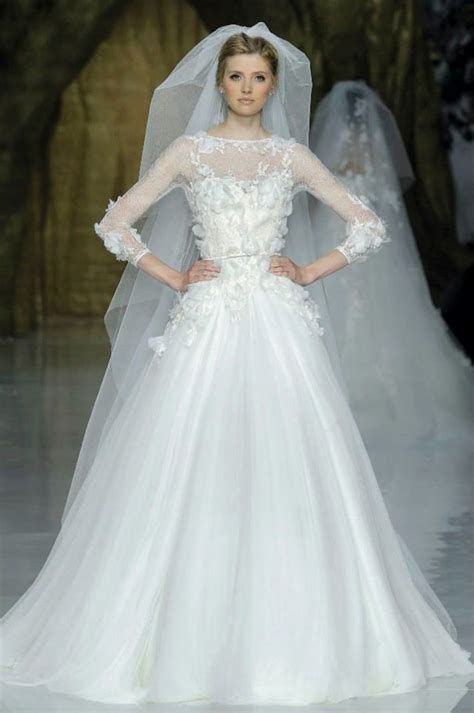 New Wedding Dress by Look Beautiful New Wedding Dresses By Elie Saab