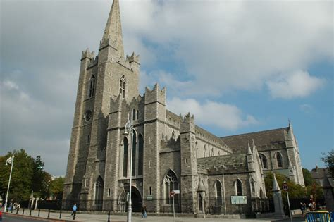 st church dublin evensong at st patrick s cathedral to igrs 80th