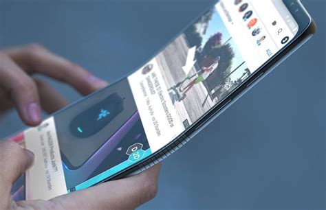 Samsung Galaxy S10 Foldable by Samsung Says Folding Galaxy F Won T Be Mass Produced