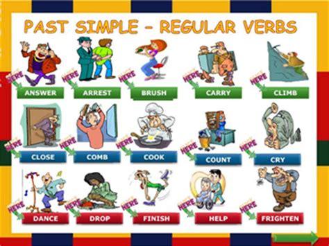 decorar os verbos em ingles lista de verbos regulares do ingl 234 s