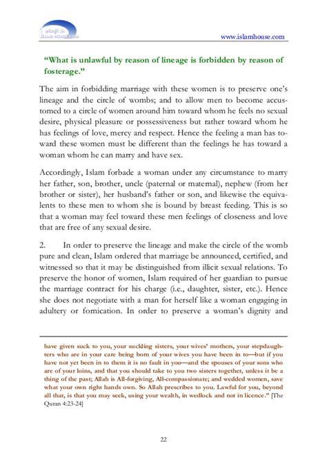 Islamic laws regarding marriage annulment